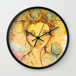"""""""De paseo"""" series Wall Clock"""