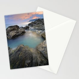 """Mediterraneo"" Stationery Cards"
