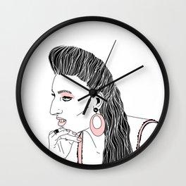 Rossy de Palma Wall Clock
