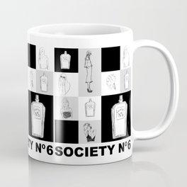 Society No6 Coffee Mug