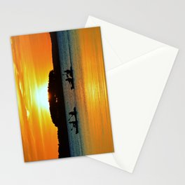 Two Tandems Stationery Cards