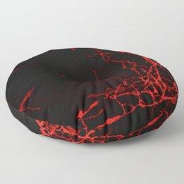 Horror -Dark Red- Floor Pillow