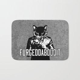Cat Brasco - Furgeddaboudit Bath Mat