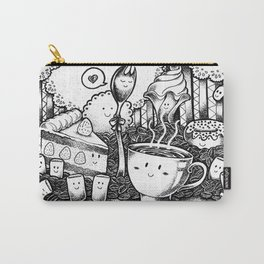 Smile coffe Carry-All Pouch
