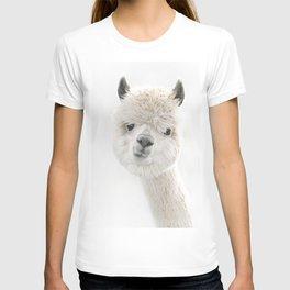 PEEKY ALPACA T-shirt