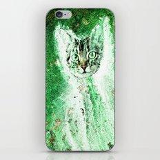 Meow Cat Universe iPhone & iPod Skin