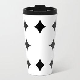 white butterfly Travel Mug