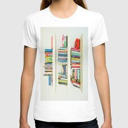 Bookshelf T-shirt