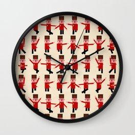 RUSSIAN DANCE Wall Clock