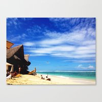 indonesia Canvas Prints featuring BALI, Indonesia  by BRIELLE LEVY