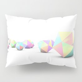 Platonics Pillow Sham