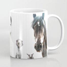 Animal Crew Coffee Mug
