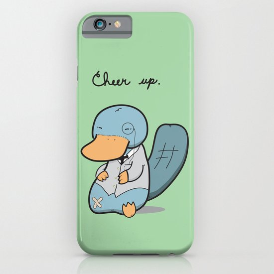 Cheer Up! iPhone & iPod Case