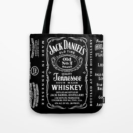 Jack Daniels Tote Bag