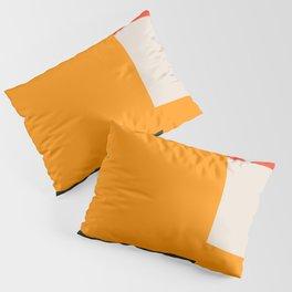Mid Century Minimal 2 Pillow Sham