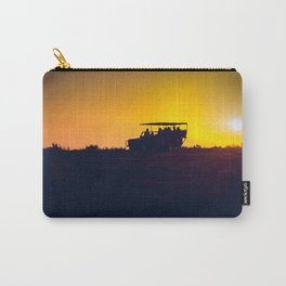 Morning African Safari Carry-All Pouch