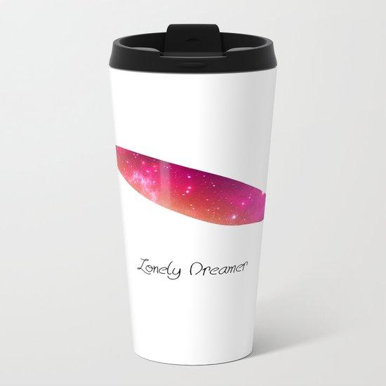 Lonely Dreamer 5 Metal Travel Mug