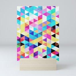 Vivid Pattern XV Mini Art Print