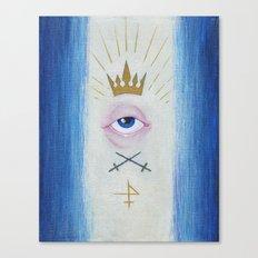 Illuminati : Gaze of Protection Canvas Print