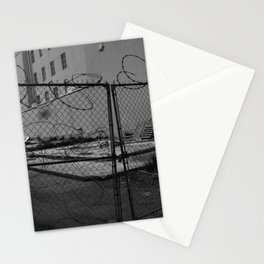 keep out Stationery Cards