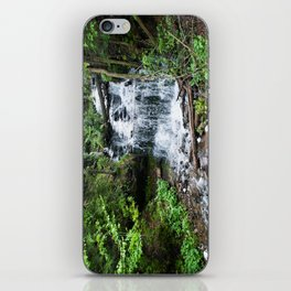 Wagner Falls, Munising, Michigan iPhone Skin