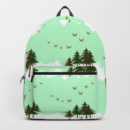 Mint Forest Backpack
