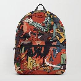 GAVIN DANCE IYENG 11 Backpack