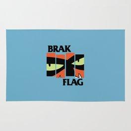 Brak Flag Rug