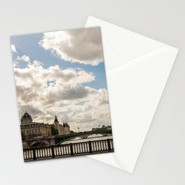 Paris Skies Stationery Cards