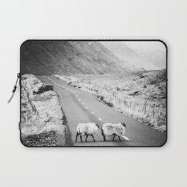Irish Sheeps Laptop Sleeve