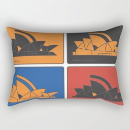 austral.eye Rectangular Pillow