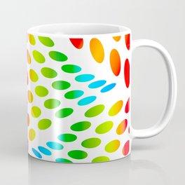Colourful Ovals Coffee Mug