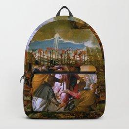 "Veronese (Paolo Caliari) ""The Battle of Lepanto"" Backpack"