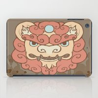 foo fighters iPad Cases featuring I Pity the Foo by Roanoak Studios