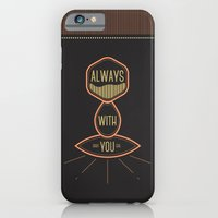 Always with you baby girl Slim Case iPhone 6s
