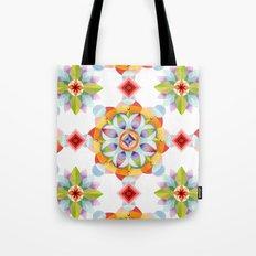 Beaux Arts Mandala Tote Bag
