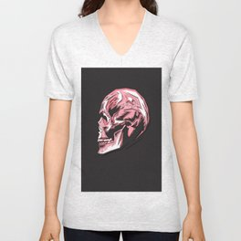 Scull Pop Unisex V-Neck