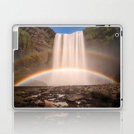 Skogarfoss, Iceland Laptop & iPad Skin