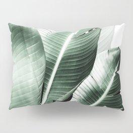 Banana leaf akin Pillow Sham