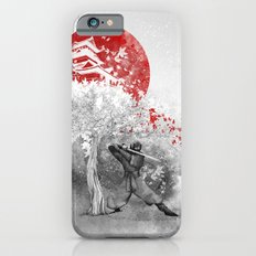 The warrior and the wind iPhone 6 Slim Case