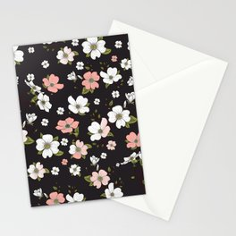 Lovable Flowers 10 Stationery Cards