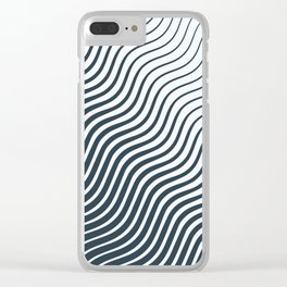 Waves - Lines Clear iPhone Case
