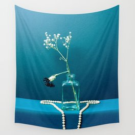 The Blue Period Wall Tapestry