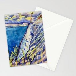 Sleeping Leviathan Stationery Cards