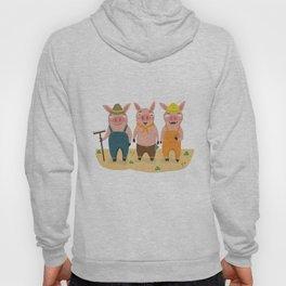 The Three Little Pigs Hoody