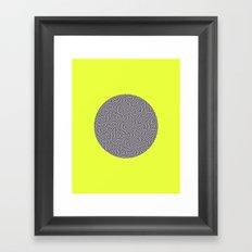 Oyel Framed Art Print
