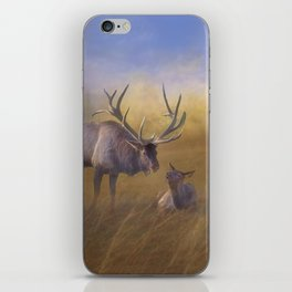 Benezette Elk iPhone Skin
