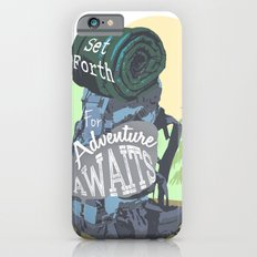 Adventure awaits Slim Case iPhone 6s