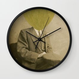 The Golden Lord Wall Clock