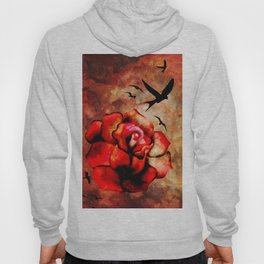Rosey Inferno Hoody